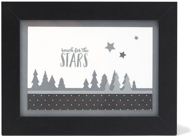 holiday favorites #ctmh #closetomyheart #holiday #favorite #reach #stars #treeline #border #embossing #thincuts #diecuts #die #metal #diy #frame #embossing #emboss
