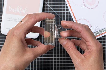 Stamping Techniques #ctmh #closetomyheart #stamping #stampingtechniques #techniques #stampaganza #ctmhstampaganza #ctmhcentralpark #centralpark #kissingtechnique