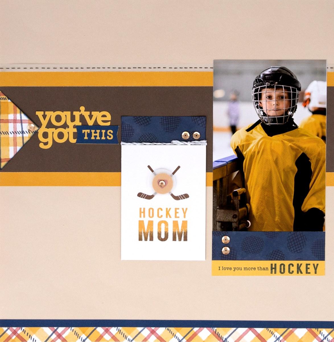 True North Workshop #ctmh #closetomyheart #TrueNorth #TrueNorthWorkshop #CelebrateCanada #Canada #hockey #icechockey