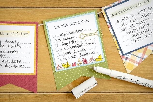 Free Thanksgiving Printables #ctmh #closetomyheart #ctmhgratefulheart #gratefulheart #gratefulfor #free #printable #Thanksgiving #gratitude