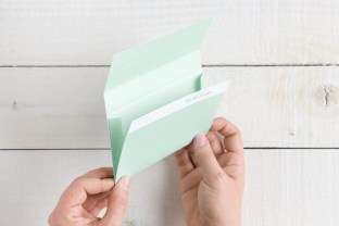 DIY Envelope with pull tab tutorial #ctmh #thincuts