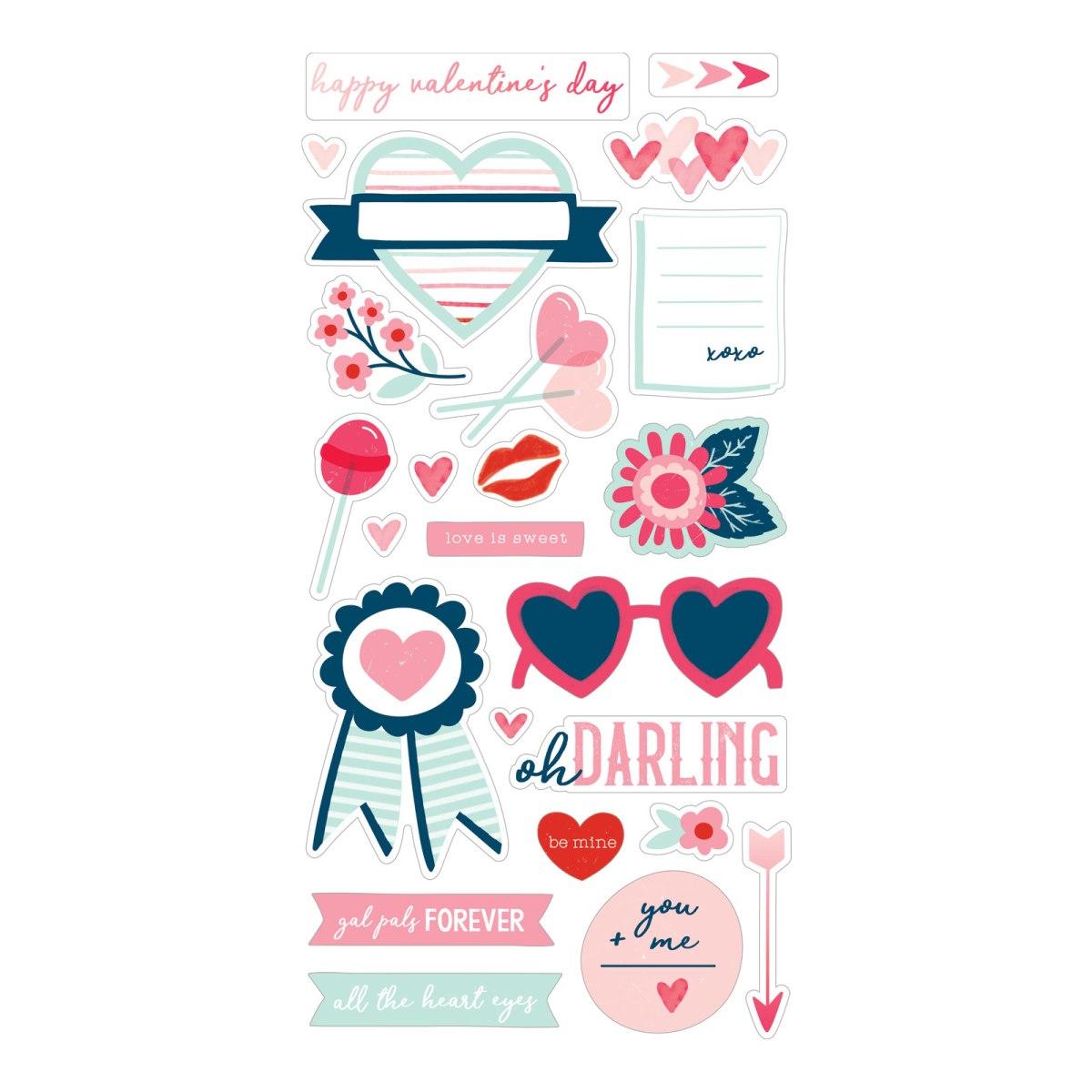 Heart Happy After Valentine's Day #ctmh #closetomyheart #ctmhhearthappy #everydaylife #minialbum #diyalbum #albuminstructions #free #freeguide #valentinesday #love #howto #scrapbooking #scrapbook #storytelling #everyday