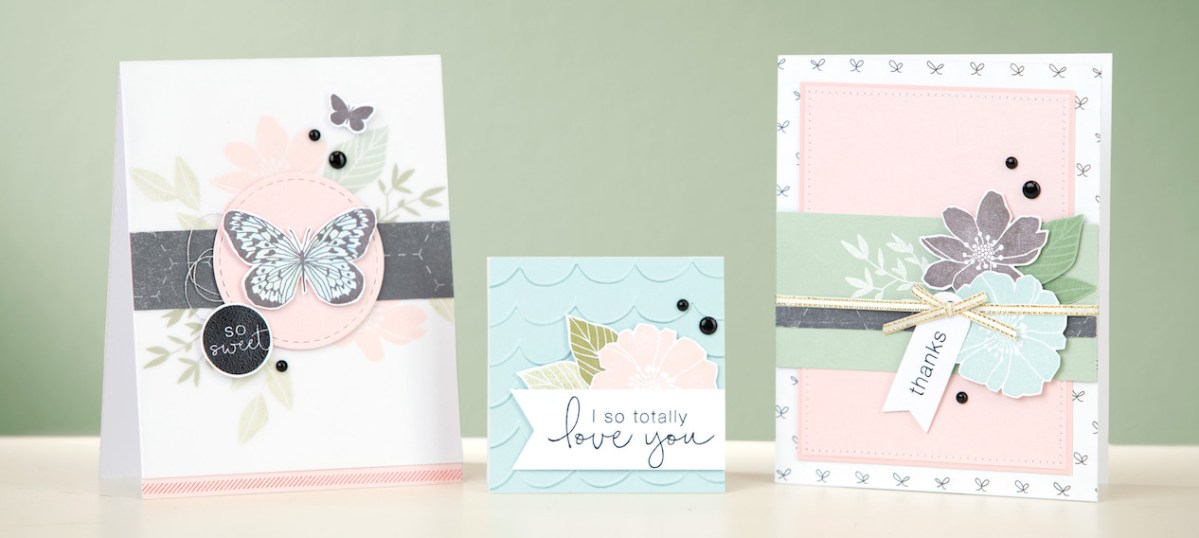 Seasonal Expressions 1 #ctmh #closetomyheart #SE1 #SeasonalExpressions #ideabook #catalog #scrapbooking #cardmaking #papercrafting #scrapbook #diycards #papercraft #stamping #April #SOTM #stampofthemonth #butterflycard #floralcard #flowercard
