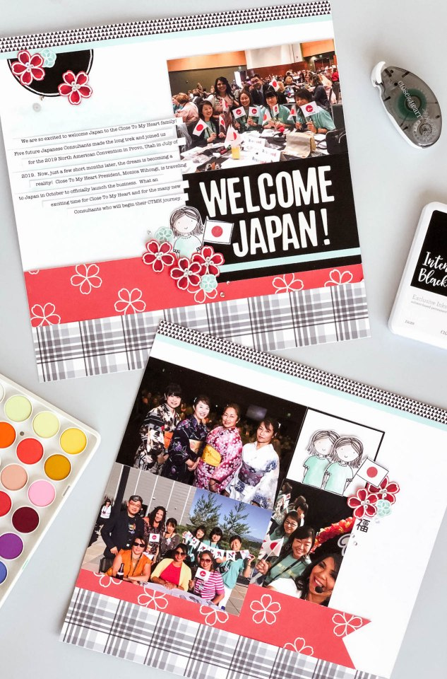 Never Stop Dreaming #ctmh #closetomyheart #neverstopdreaming #ctmhjapan #dreams #goals #NewYear #MerryChristmas #scrapbooking