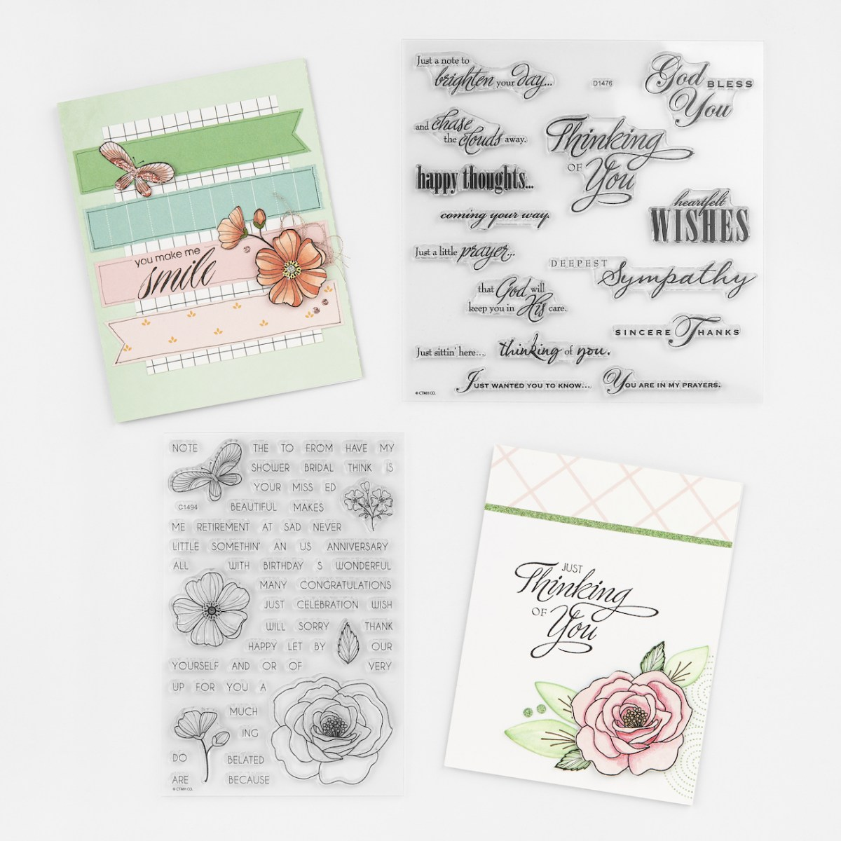 Stamptacular Sale #ctmh #closetomyheart #sale #stamps #diy #cardmaking #scrapbooking #papercrafting #stamptacular #myacrylix #thincuts #diecutting #cuttlebug #thinkingofyou #youmakemesmile #cardchattersympathy #sympathy #cardwordpuzzle