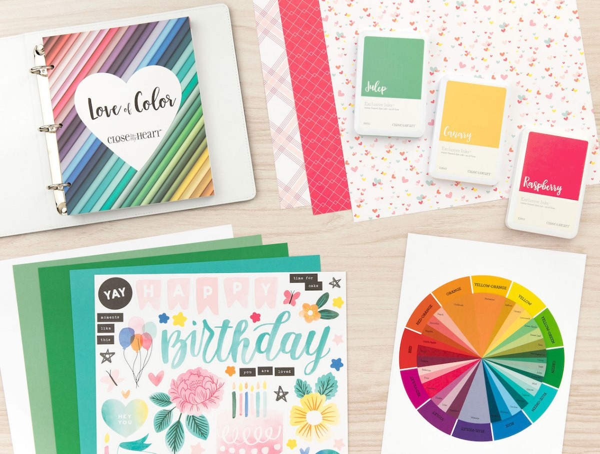 Color Combinations #ctmh #closetomyheart #loveofcolor #ohmyheart #celebratetoday #colortheory #colourtheory #zipstrip #colorwheel #colourwheel #cricut #youarehere #complementary #splitcomplementary #scrapbooking #cardmaking #papercrafting