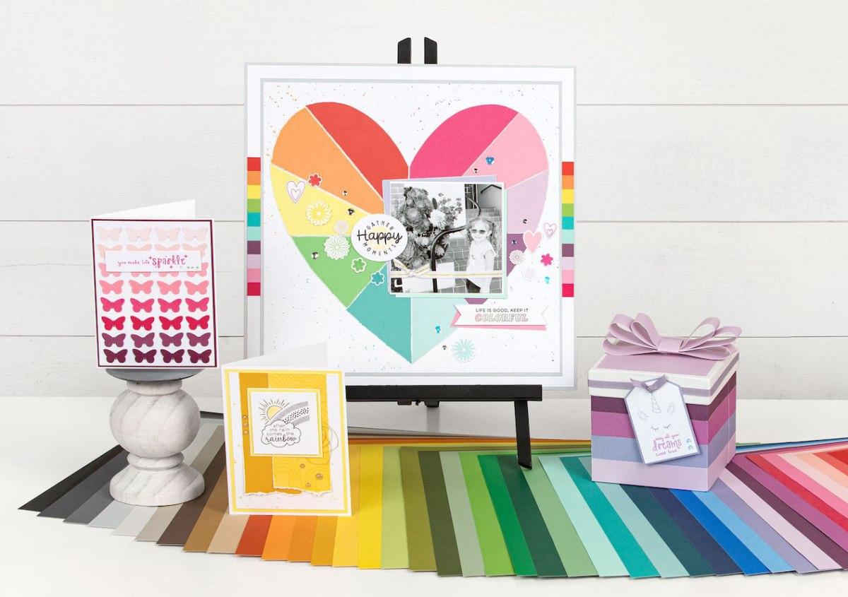 Cardstock Carnival #ctmh #closetomyheart #cardstock #exclusivecolorpalette #exclusivecolourpalatte #ctmhcolors #cmthcolours