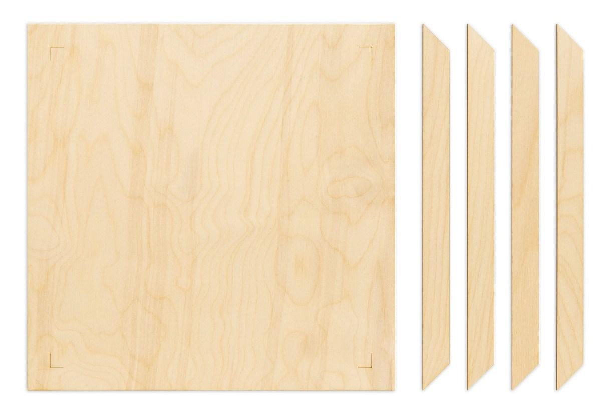 Wood Frame #ctmh #closetomyheart #ctmhhomesweethome