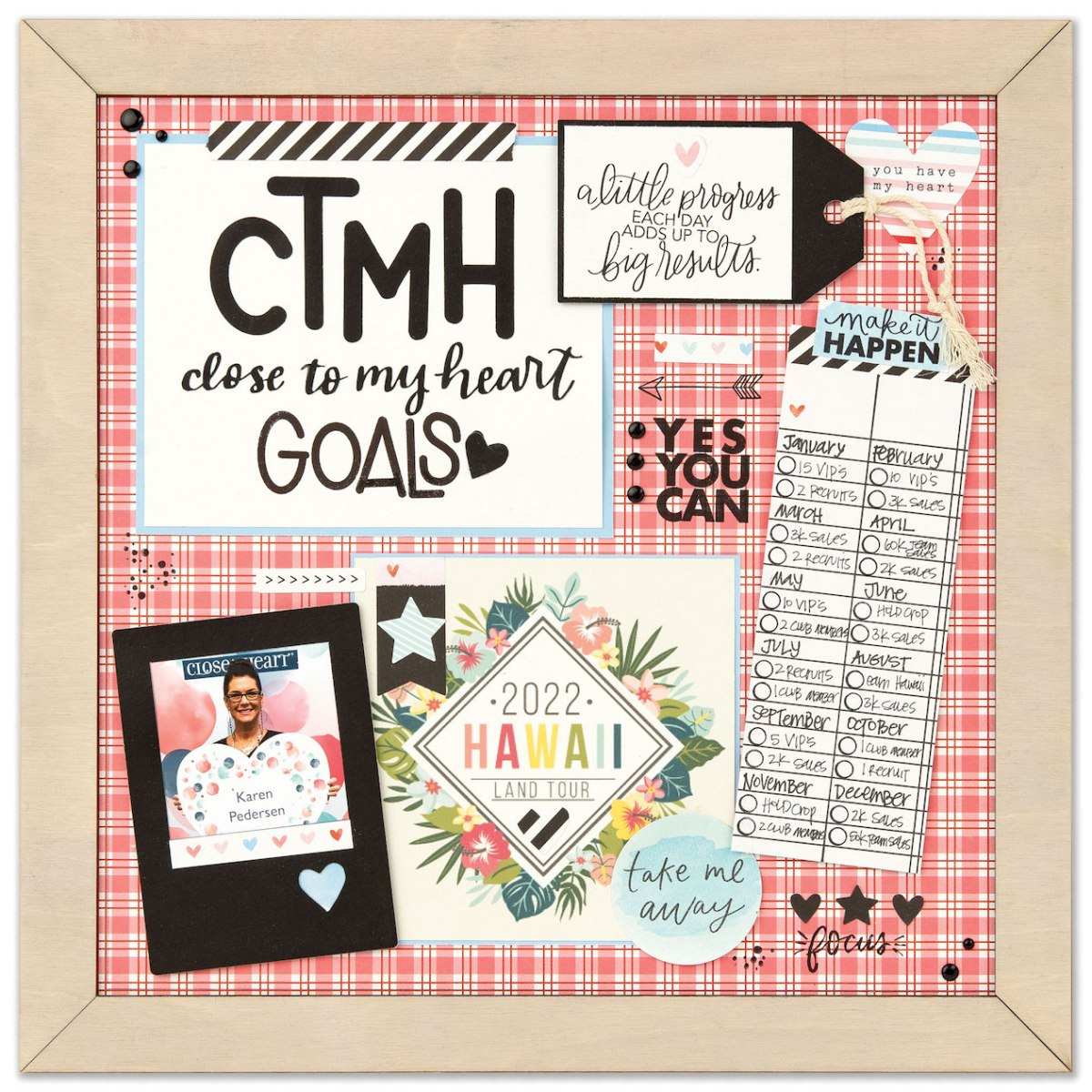 Vision Boards for Intentional Living #ctmh #closetomyheart #ctmhhomesweethome #visionboards #goals #inspiration #newyeargoals #ctmhgoals #makeithappen