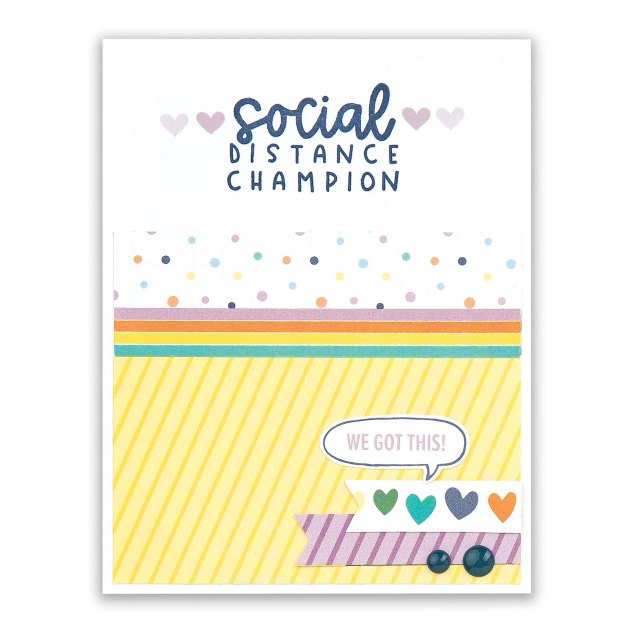 In This Together #ctmh #closetomyheart #scrapbooking #cardmaking #pandemiccards #pandemiccardmaking #pandemicpapercrafting #pandemicpapercrafts #pandemicscrapbooking #pandemicscrapbook #covidscrapbooking #covidscrapbook #covidcardmaking #covidcards #covidpapercrafting #covidpapercraft #missyourface #quarantine #stayhome #socialdistancechampion #virtualhugs
