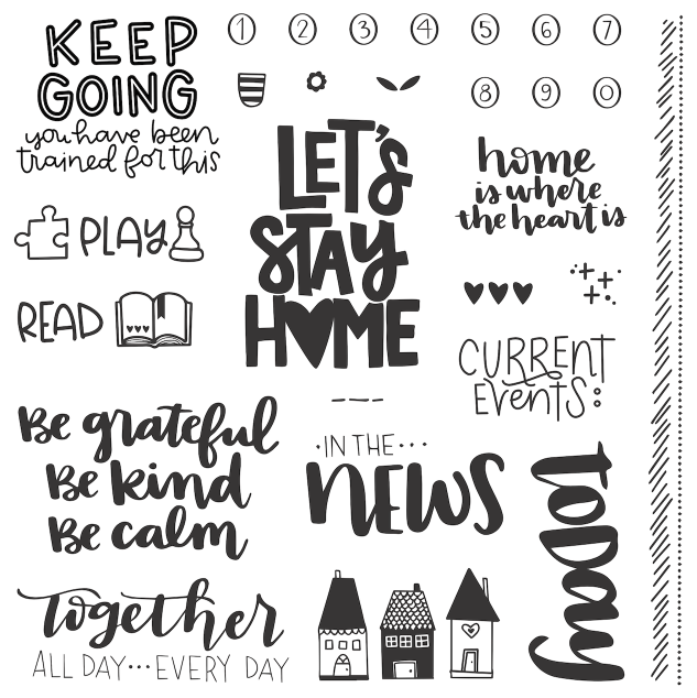 Stamptacular #closetomyheart #ctmh #stamptacular #myacrylix #everydayheroes #let'sstayhome #thegreatindoors #onrepeat #throughthickandthin #forevergrateful #stamping #cardmaking #scrapbooking #papercrafting