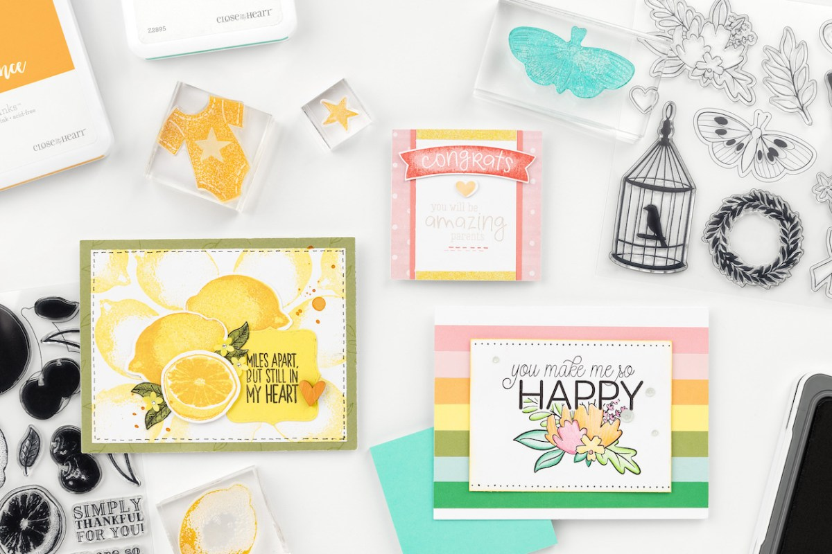 stamping techniques #closetomyheart #ctmh #stampingtechniques #nationalstampingmonth #stamping #diystamping #cardmaking #scrapbooking #papercrafting