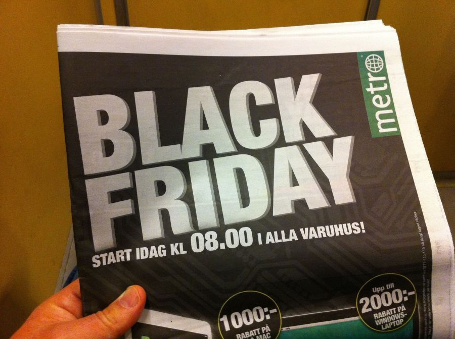The truth about Black Friday and Cyber Monday