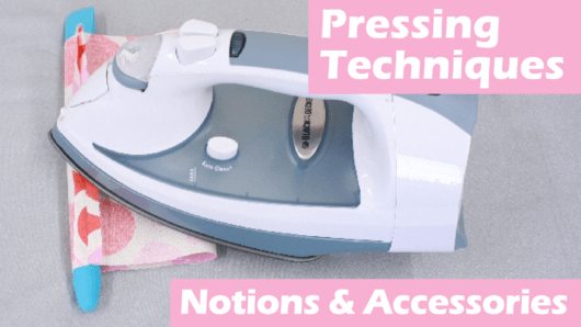 Clover Needlecrafts Iron Shine Press Perfect Cleaning Pen