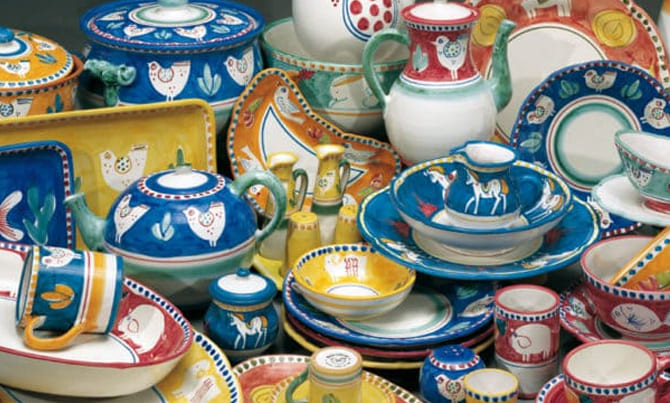 The Ceramics of Vietri
