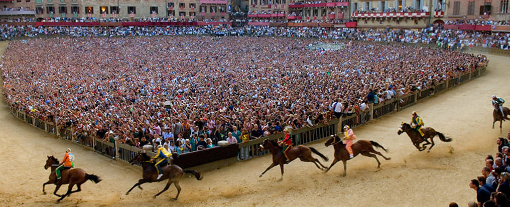 Siena and it's Palio