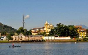 Antonina: belas paisagens e vegetação exuberante no litoral do PR