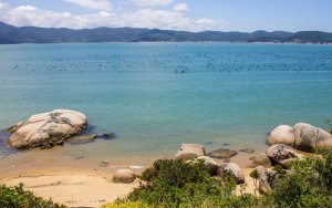 As belezas de Bombinhas, em Santa Catarina