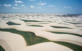 Lençóis Maranhenses: um paraíso escondido no Nordeste do Brasil