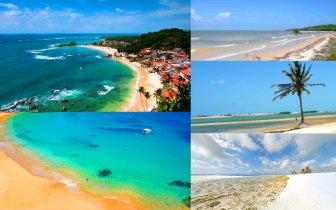 As 5 ilhas paradisíacas no Brasil