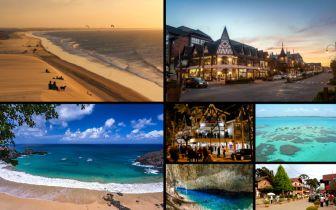 Os melhores destinos para curtir a Lua de mel no Brasil