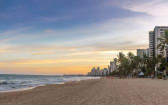 As praias mais bonitas de Recife