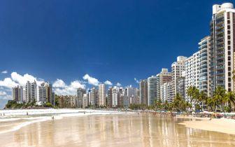 Conheça as praias do Guarujá