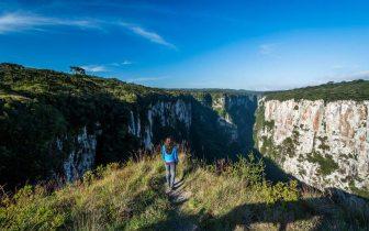 Conheça Cambará do Sul ? a terra dos cânions