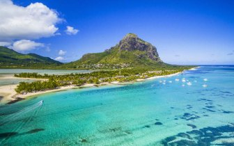 Paisagens inesquecíveis e exuberantes nas Ilhas Maurício