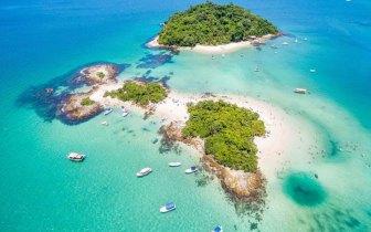 As melhores praias de Angra dos Reis