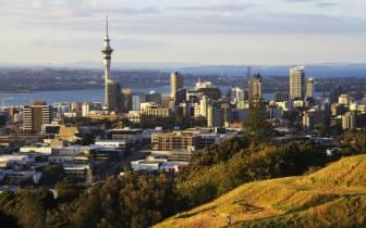 Programe um passeio pela Nova Zelândia