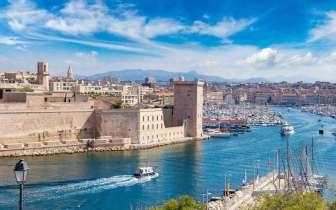 Cinco encantadoras cidades francesas