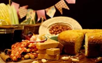 Como curtir as festas juninas em casa