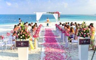 Casamento na praia: 7 destinos surpreendentes