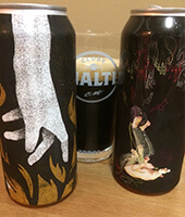 Cerveja + Arte - Collective Arts Brewing