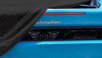 Lamborghini Huracan Spyder unveiling