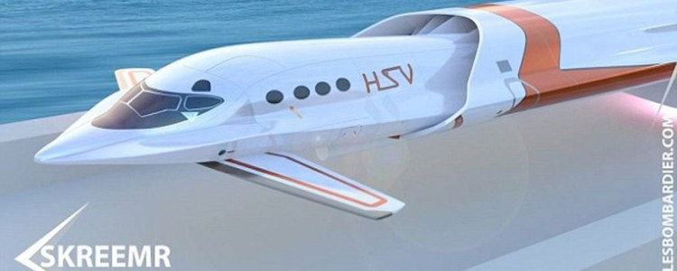 Skreemr jet concept