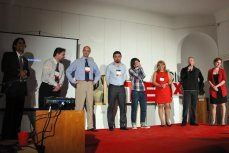 Vorbitorii TEDx Cluj, Mai 2011