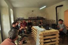 Prezentarea de început a atelierului