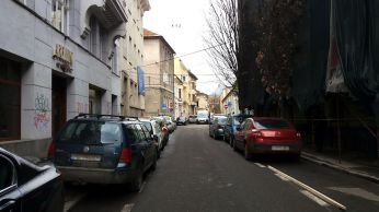 Strada Emile Zola acum