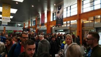 Aeroportul Cluj în 2018: creștere spectaculoasă, infrastructură depășită.