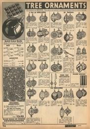 corning glass ornaments 1934