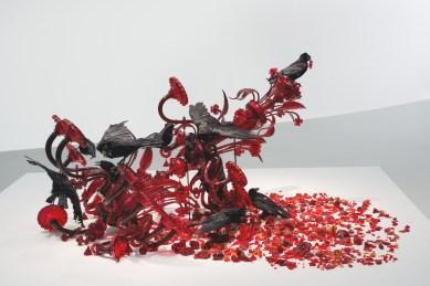 Carroña (Carrion), Javier Perez, Berengo Studio, Murano, Venice, Italy, 2011. 2012.3.33.