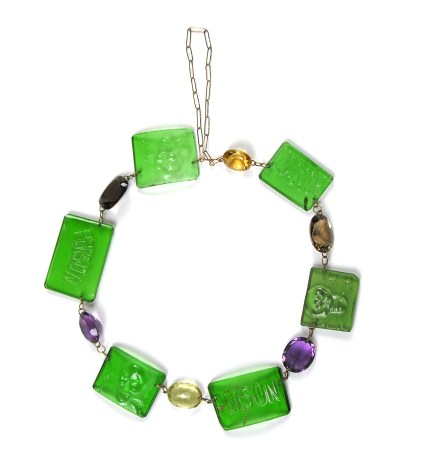 Glass Necklace 2011