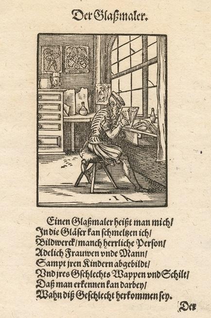 Der Glassmaler, CMGL 137102