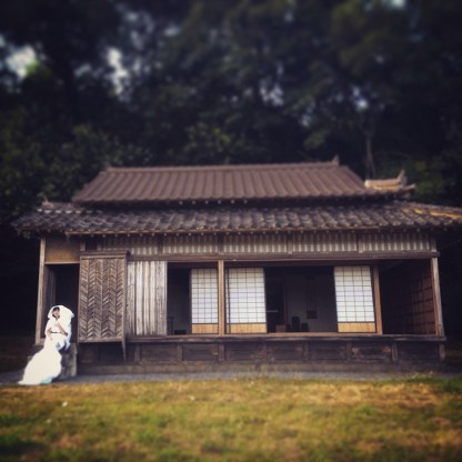 The Japanese Tea House