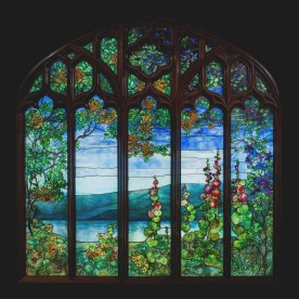 Window with Hudson River Landscape