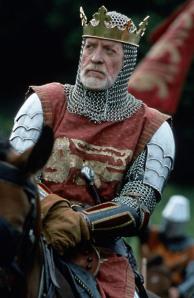 Edward I in Braveheart
