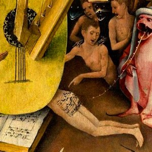 Hieronymus Bosch's Garden of Earthly Delights