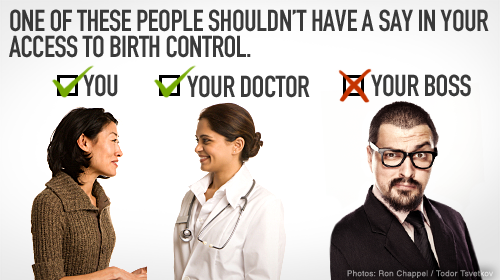 One of these people shouldn't have a say in your access to birth control